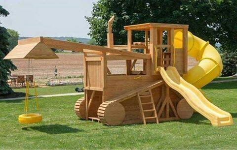 Горка сына тракториста?