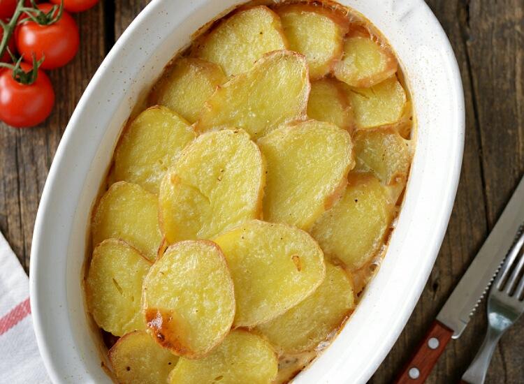 Обалденный картофель по-венгерски