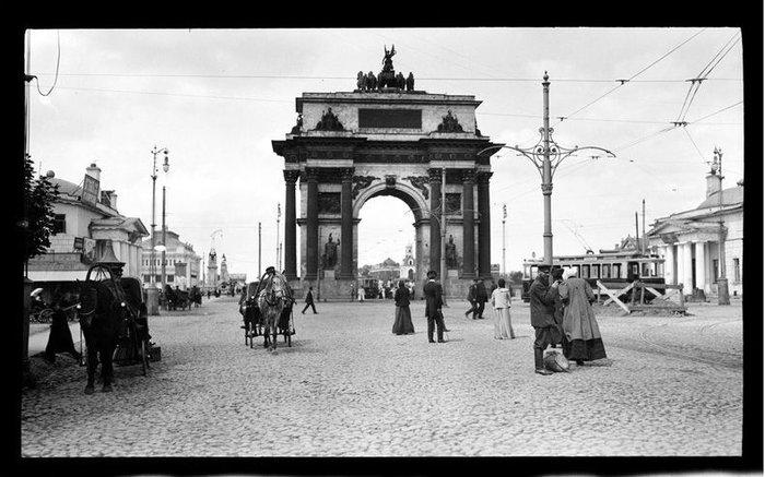 Москва 1909 г. (59 фото)