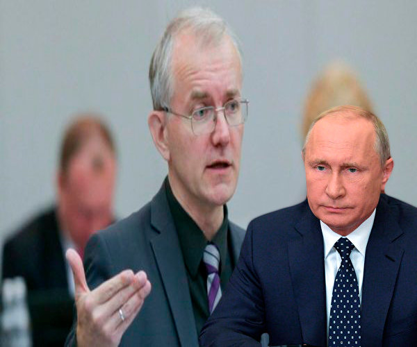 Олег Шеин: против пенсионной…