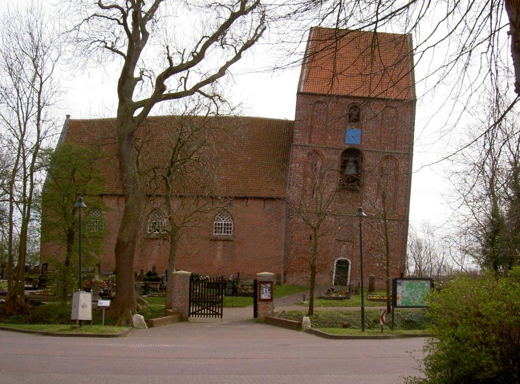 1. Церковь Suurhusen, Германия