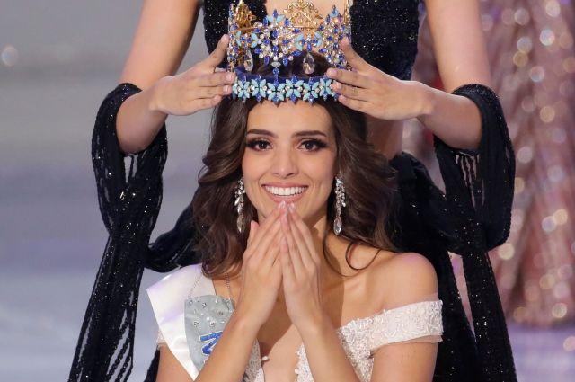 «Мисс Мира-2018» стала 26-летняя мексиканка