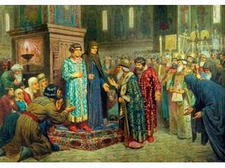 12 мая 1613 года в Московски…