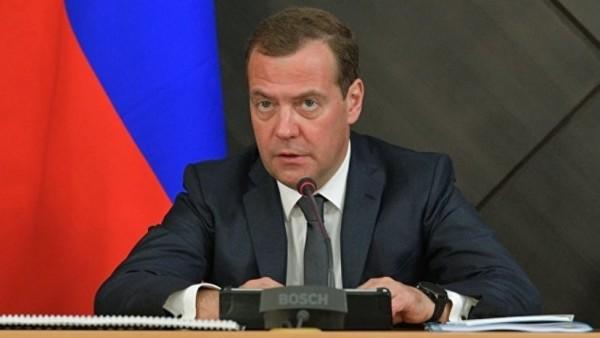 Россияне разгневались на Мед…