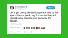 17 Tweets For Parents Who Both Love And Hate Kids Sports Season