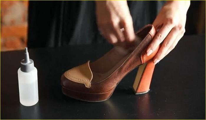 ПАМЯТКА. Как растянуть узкую обувь