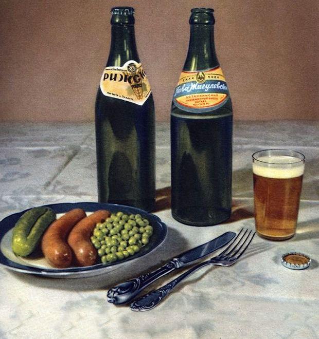 Из истории советского пива