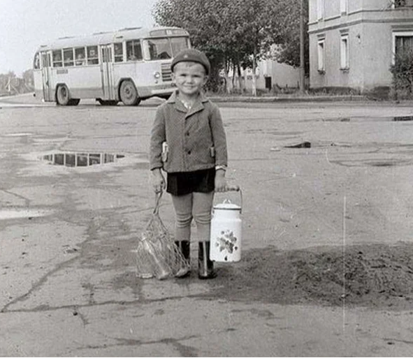 СССР.Наши детские воспоминания.