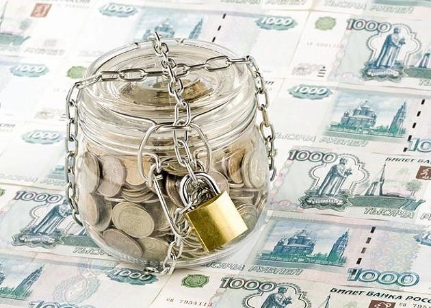 Деньги россиян разрешили блокировать