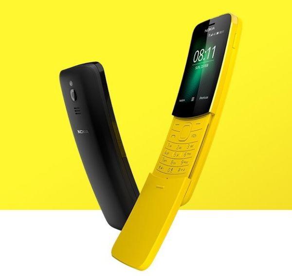 Телефон Nokia 8110 из «Матрицы» вышел в России