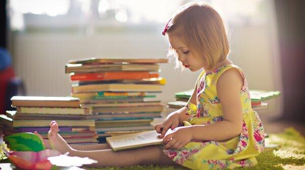 Как заинтересовать ребёнка чтением вслух