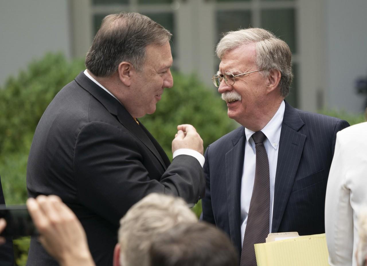Помпео может лишиться поста госсекретаря США до конца года