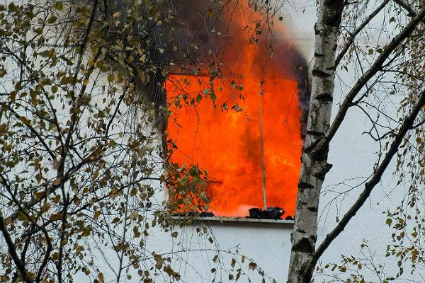 На Камчатке школьница спасла пятерых детей из горевшей квартиры