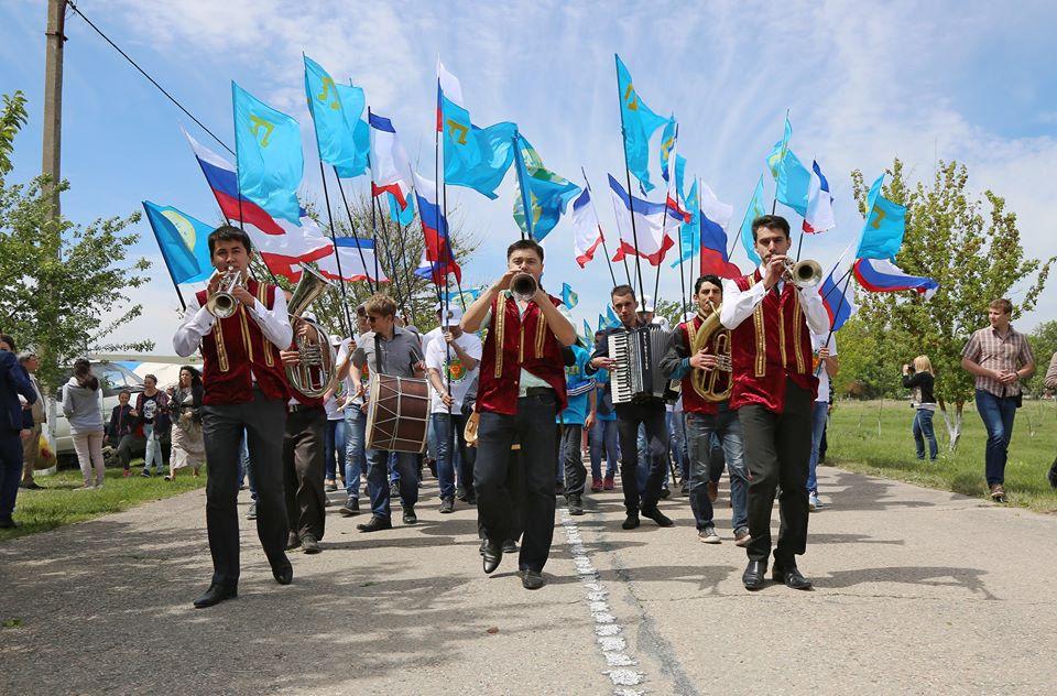 Возвращение домой: в Крыму рады всем