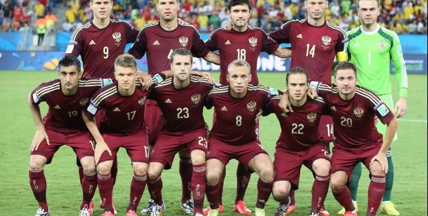 Российские футболисты превзошли Германию и Голландию