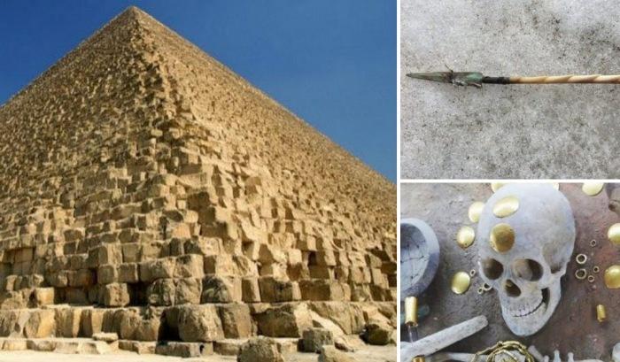10 открытий, которые были сделаны на базе древних инновационных технологий