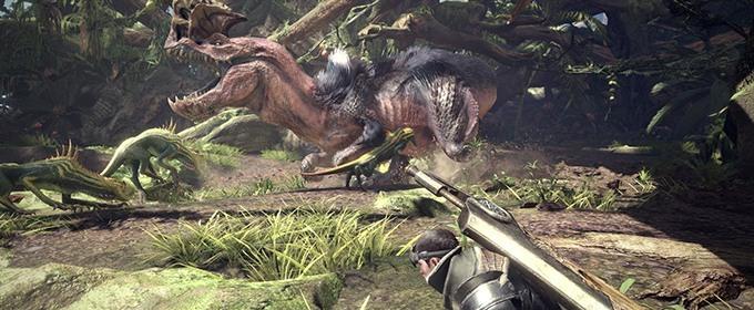 Monster Hunter: World - много новых деталей