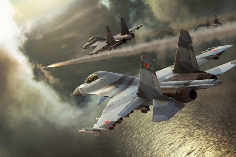 Военная авиация России: моде…