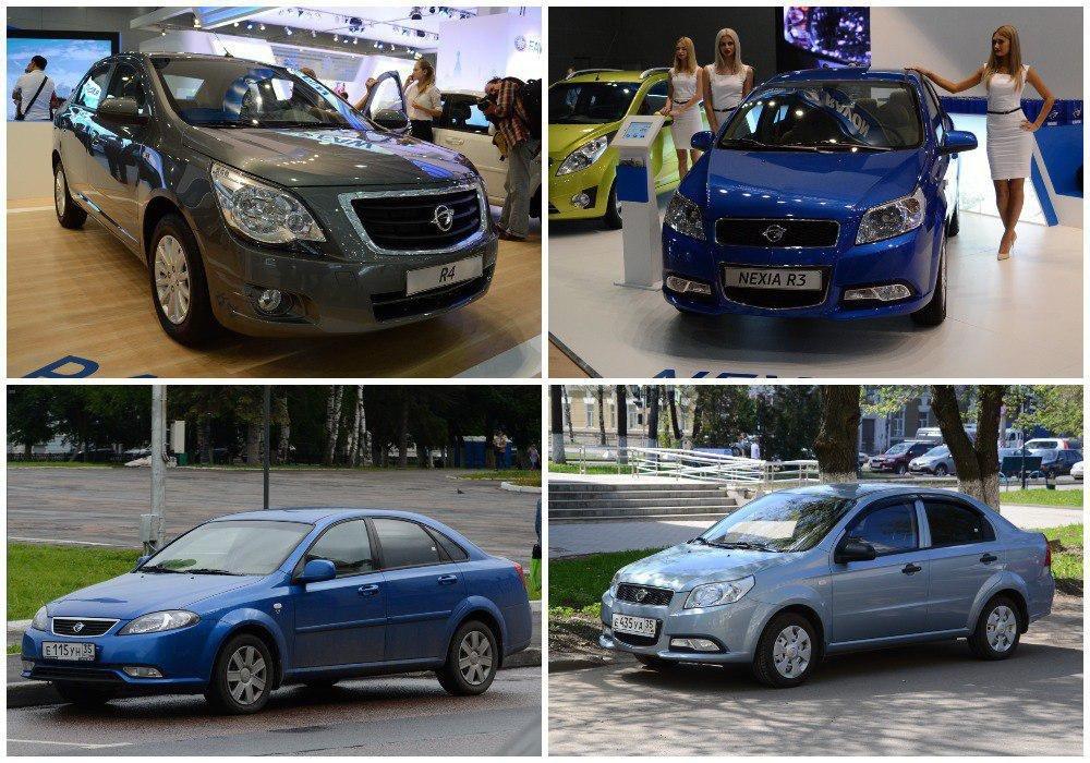 Ravon возобновила поставки автомобилей в Россию