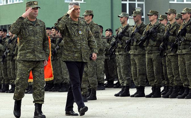 Россию втягивают еще и в войну на Балканах