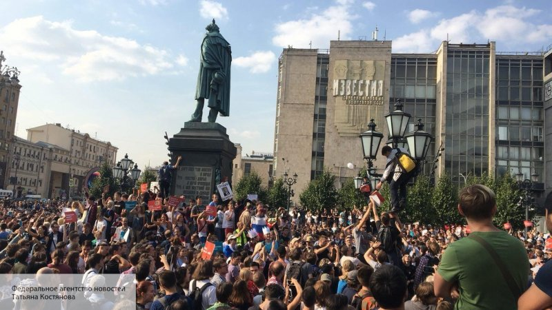 Сторонники Навального сами п…