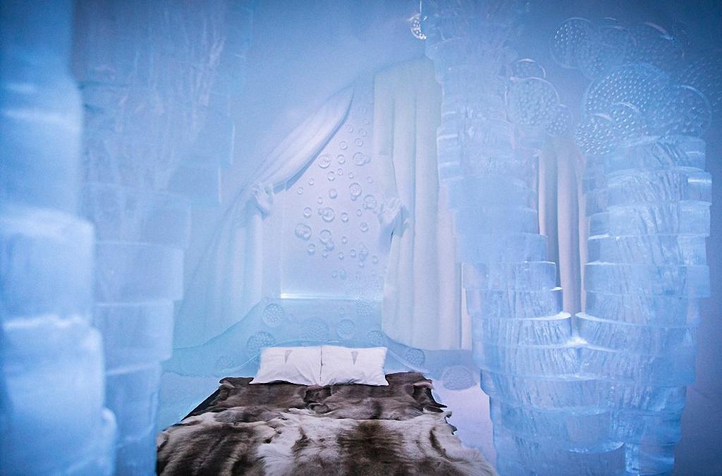 8 самых удивительных ледовых отелей мира-2