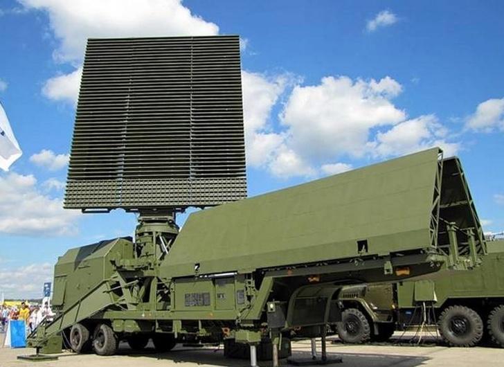 РЛС пятого поколения 59НЕ «Противник-ГЕ» поступила на вооружение подразделений под Самарой