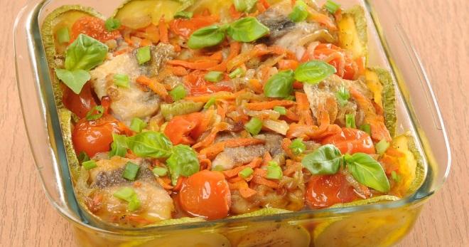 Рыба в микроволновке — простые и быстрые рецепты блюда на каждый день