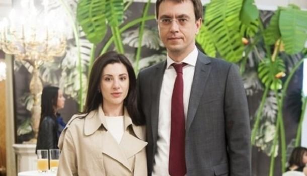 Жена главного украинского бо…