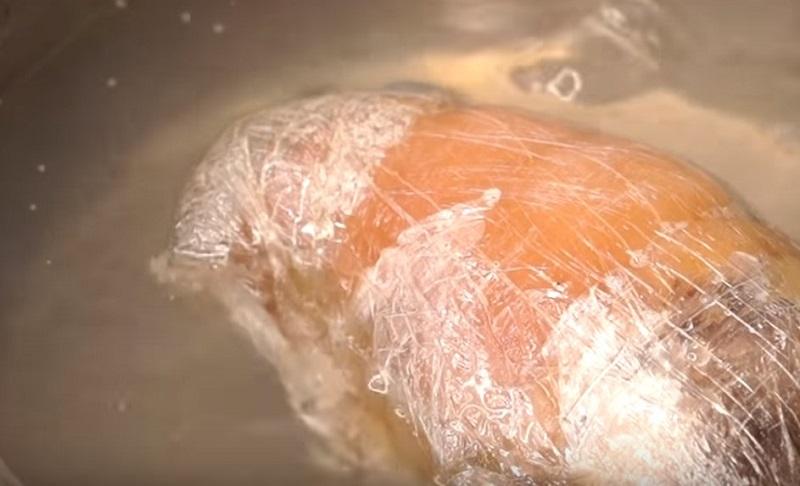 как приготовить вкусную ветчину из рульки