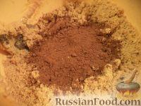 """Фото приготовления рецепта: Пирожное """"Картошка"""" на скорую руку - шаг №5"""