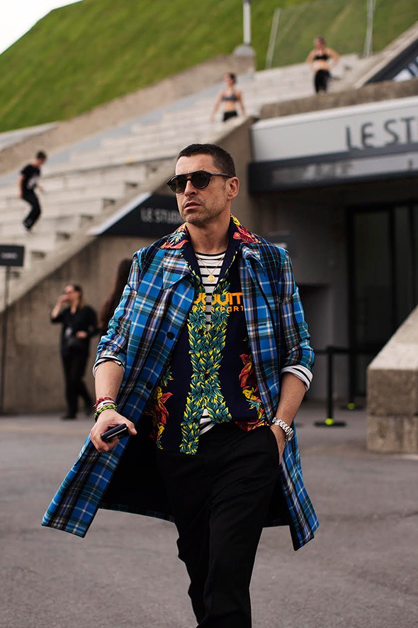 On the Street…Alex, Paris