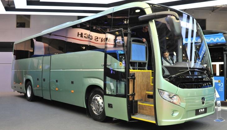 «Группа ГАЗ» представила новые автобусы