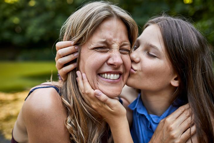 За что дети любят родителей