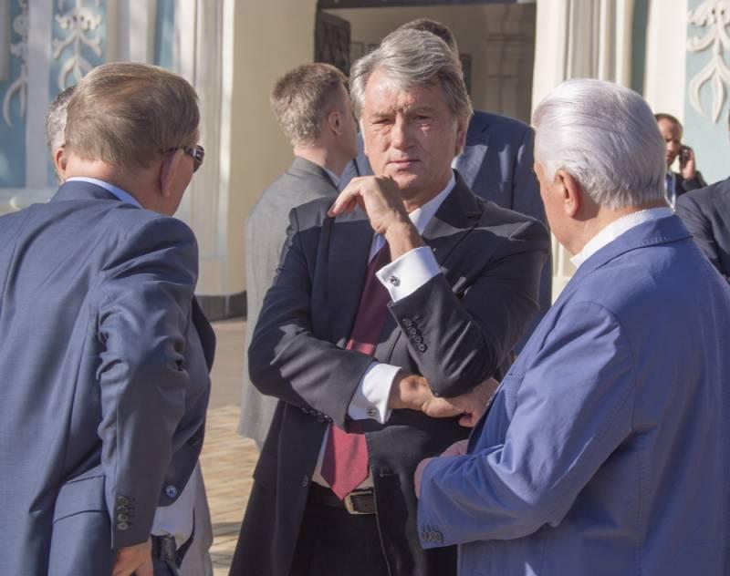 Ющенко назвал россиян любителями рабства