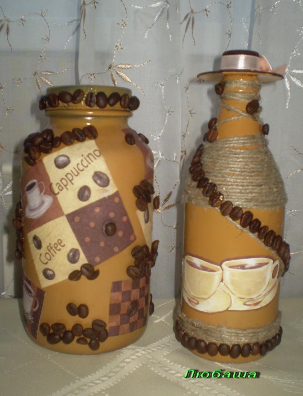 Крупы в бутылке своими руками фото