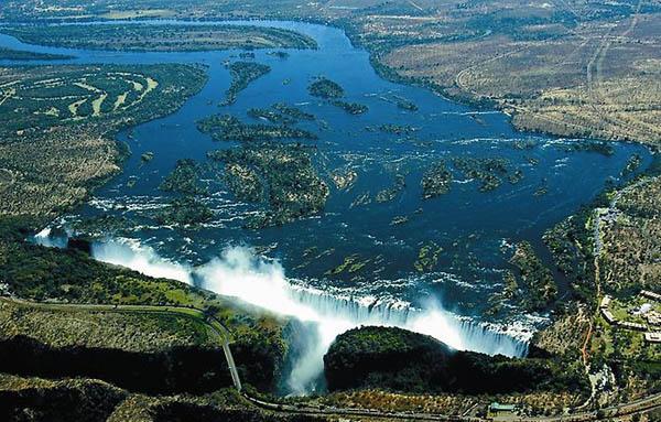 Водопады – одно из самых красивых природных явлений.