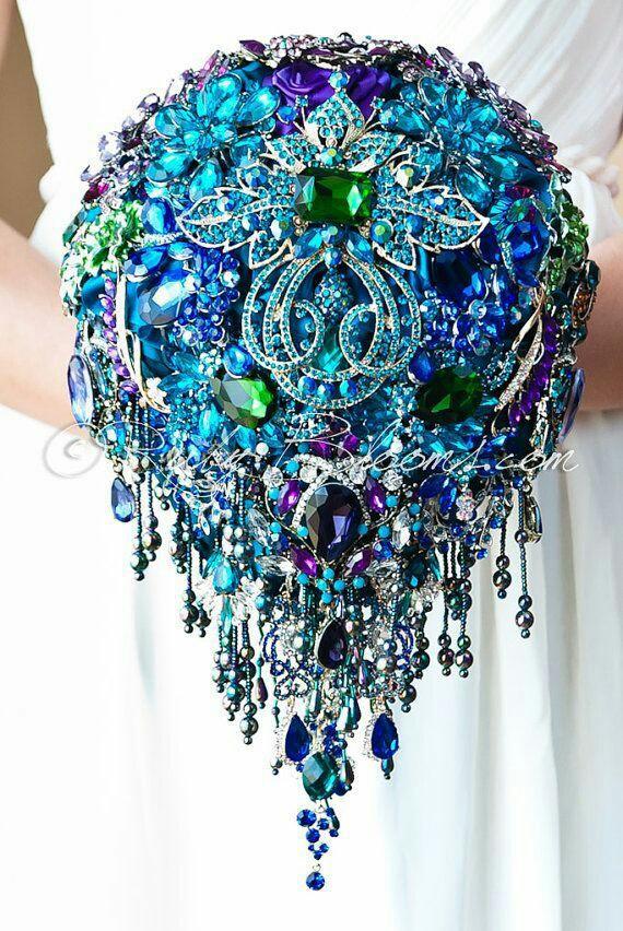 Букет богатой невесты