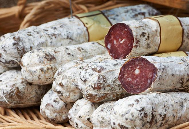 Мясной деликатес: самые вкусные колбасы мира