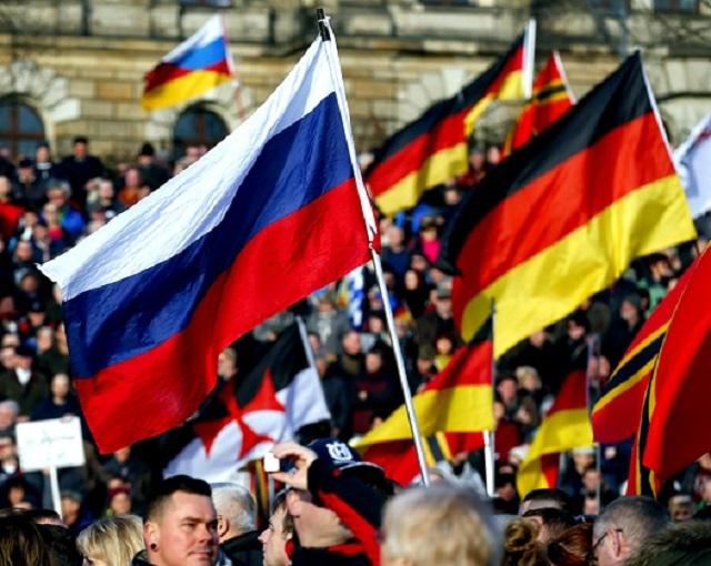 Германия воспользовалась «сп…