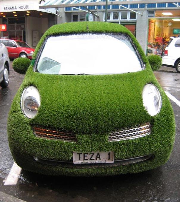 «Зеленые» идеи в дизайне