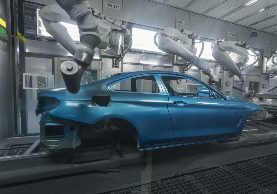 BMW будет собирать в Калининграде новые модели для мирового рынка