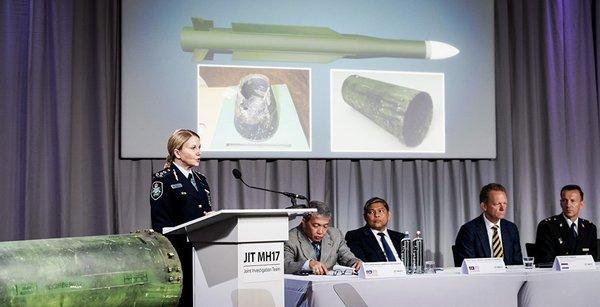 Фото: Международная следственная группа (JIT), занимающаяся крушением рейса МН17 на востоке Украины, объявила промежуточные результаты расследования  РИА Новости