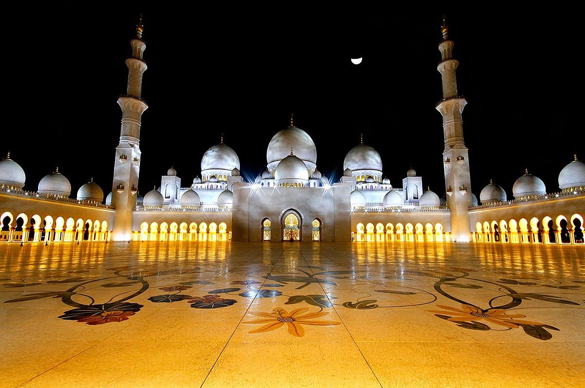 NewPix.ru - ������ ����� ����� (Sheikh Zayed Mosque)