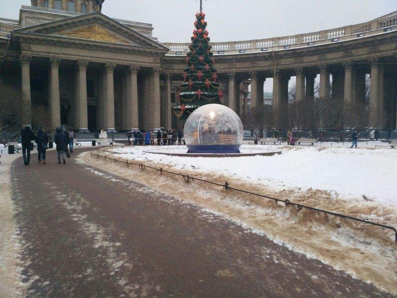 Россияне выбрали лучший город для поездки на Рождество
