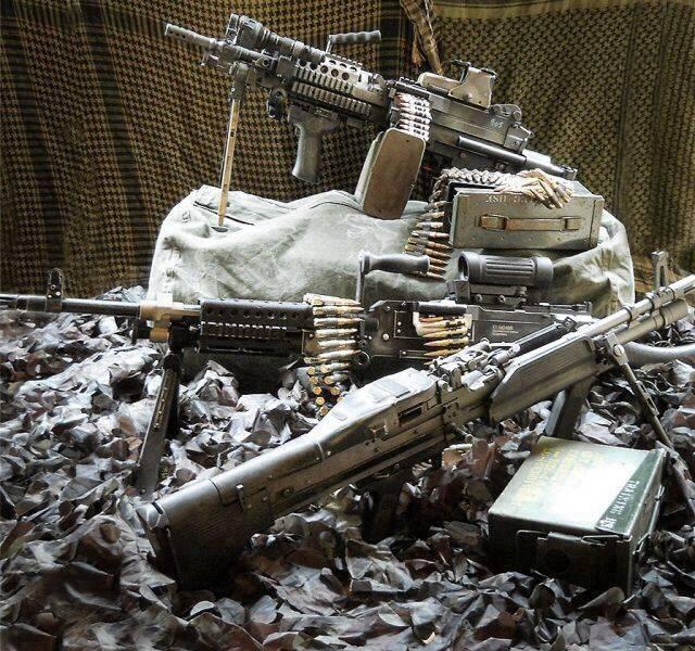 Американское оружие и советский опыт. Часть I