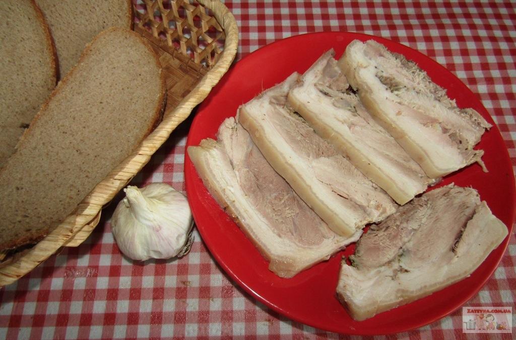 Свиная рулька на бутерброды (+ВИДЕО)