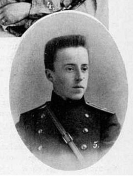 Михаил Костенко - прототип главного героя спектакля.
