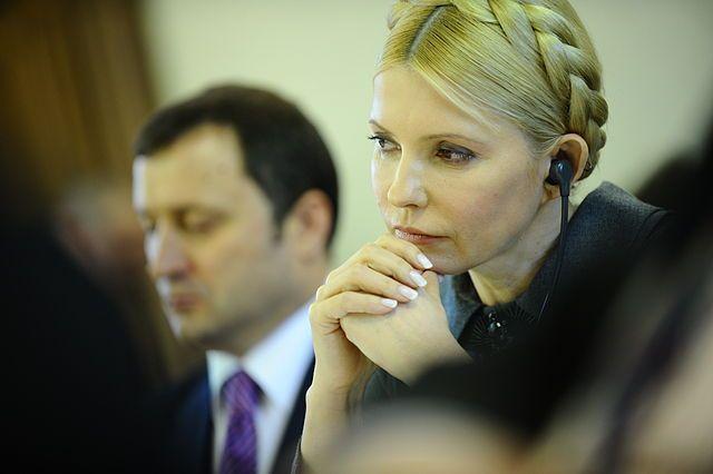 В Раде считают Тимошенко основным соперником Порошенко во втором туре