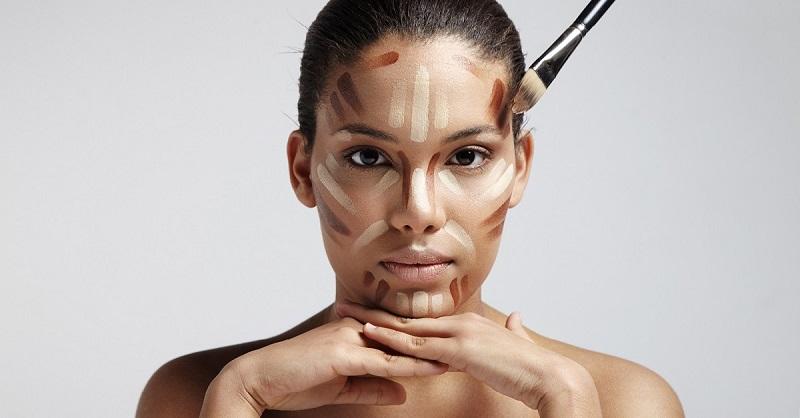 женский макияж
